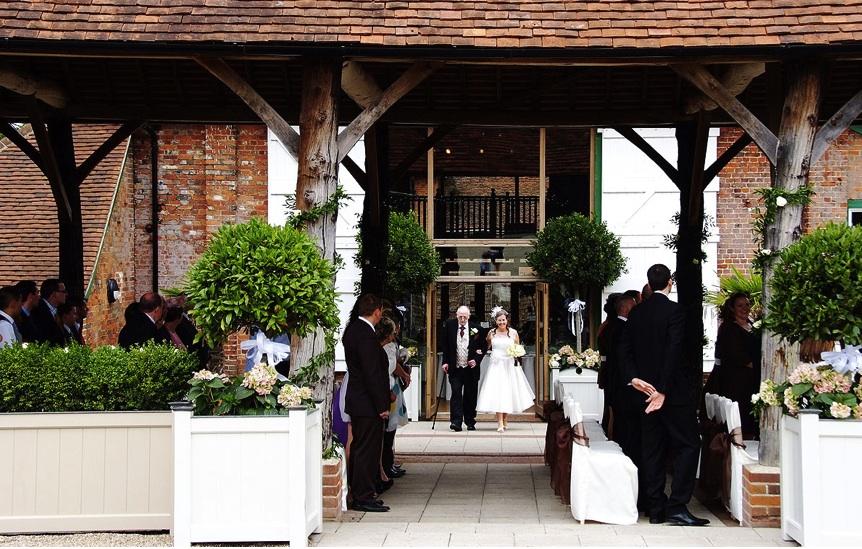 Gaynes Park Best Wedding Venue The Wedding industry Awards