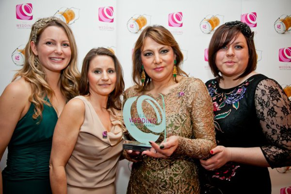 Carina Baverstock Couture Best Bridal Retailer The Wedding Industry Awards_002