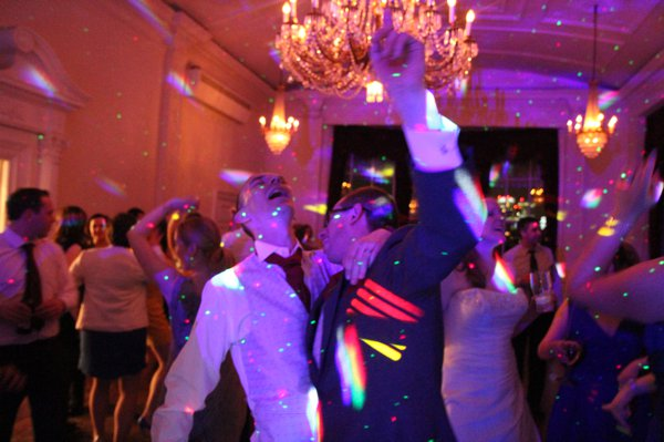 Mighty Fine Entertainment Best Wedding DJ The Wedding Industry Awards 2013_005