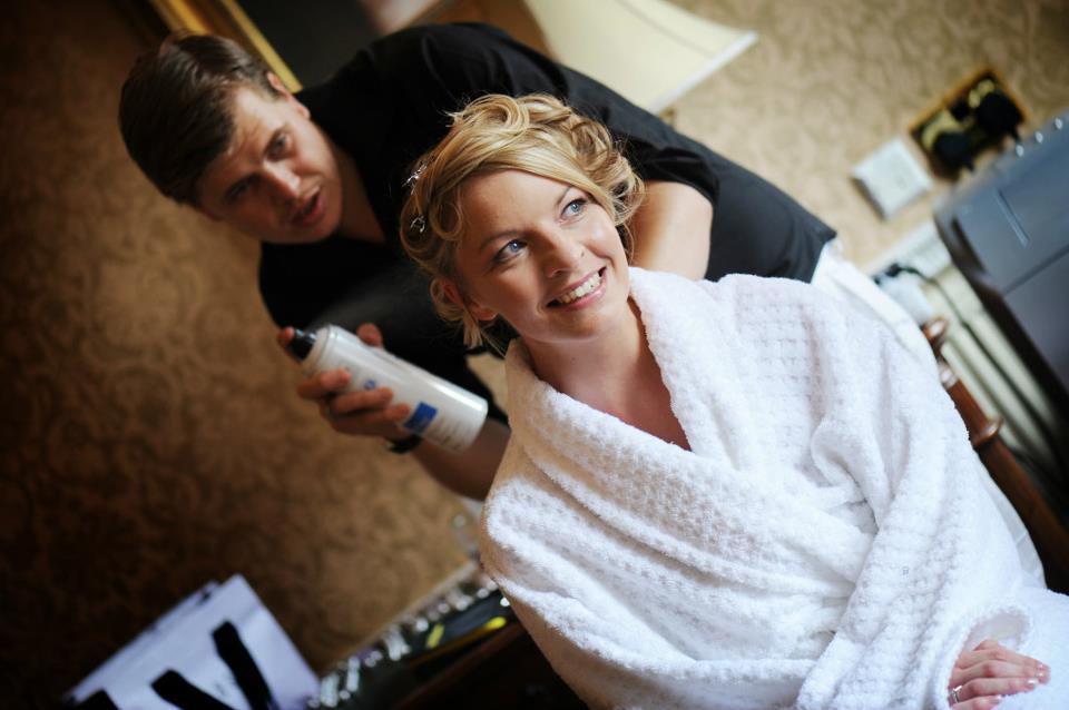 James White Hair Best Wedding Hair Stylist The Wedding Industry Awards 2012