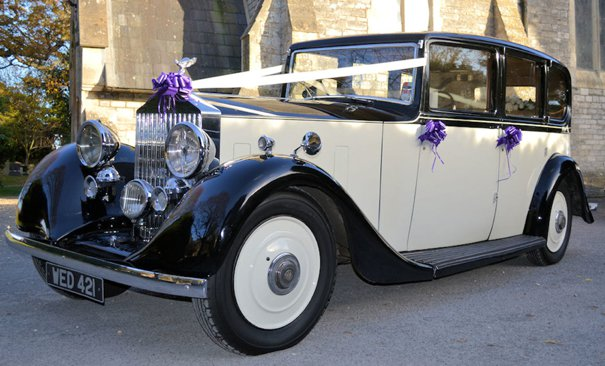 Cathedral Cars Best Wedding Transport Provider The Wedding Industry Awards 2014_0006