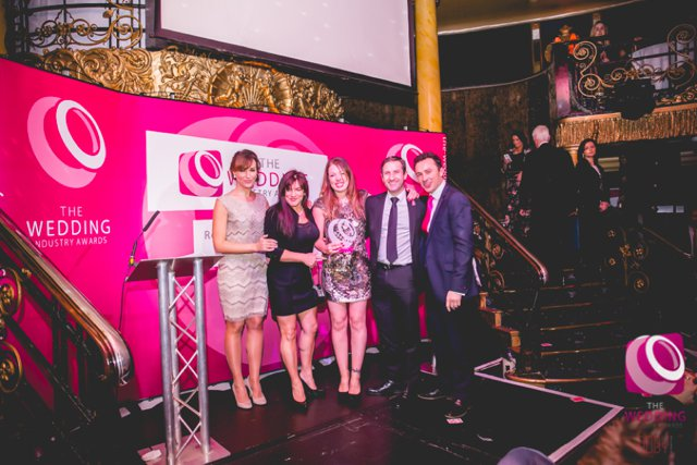 Box Tree Events Best Wedding Events Team The Wedding Industry Awards 2015_0005