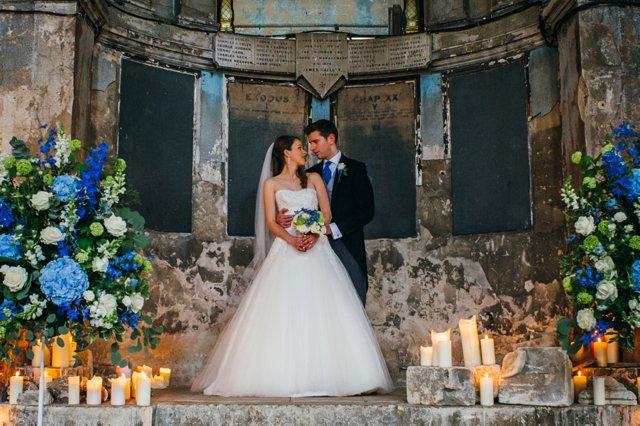 Jennifer Poynter Flowers Best Wedding Newcomer Best Wedding Website The Wedding Industry Awards 2015_0002