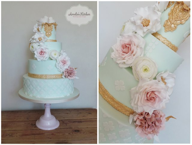 Amelies Kitchen Best Wedding Cake The Wedding Industry Awards 2015_0002