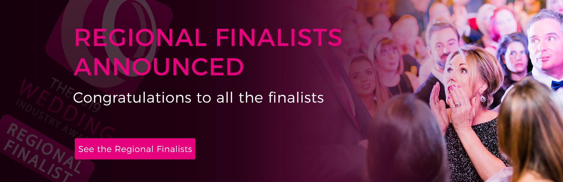 REGIONAL FINALISTS ANNOUNCED
